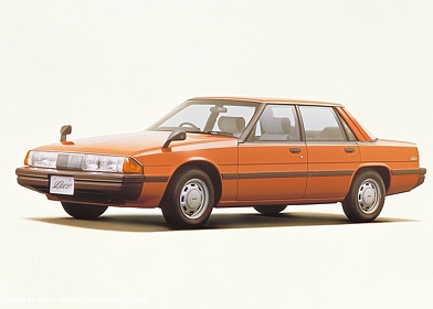 Mazda Capella 1982 photo - 4