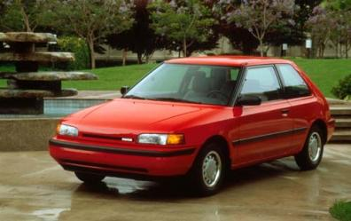 Mazda capella 1987 photo - 5