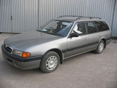 Mazda capella 1995 photo - 3