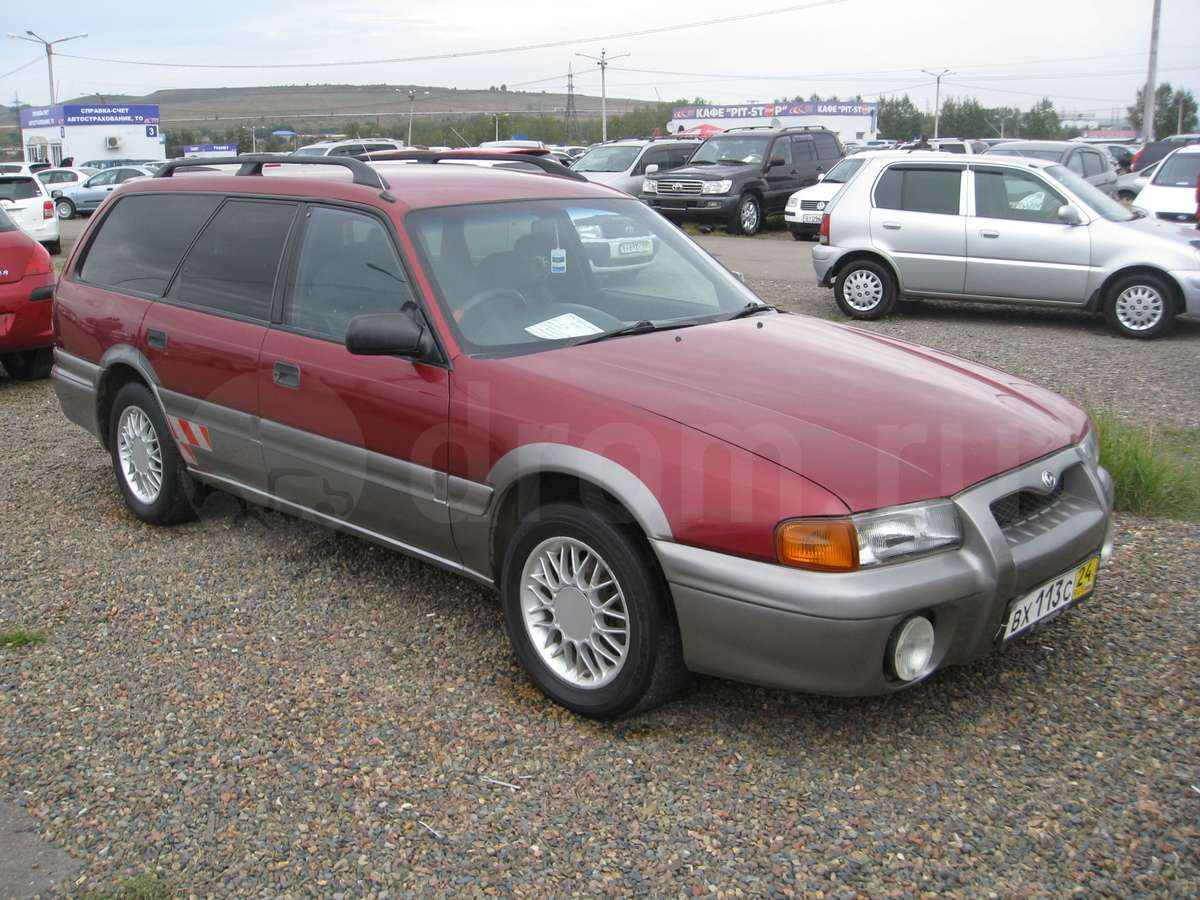 Mazda capella 1995 photo - 4