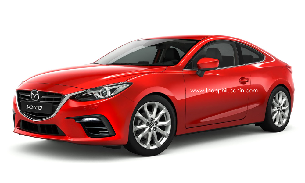 Mazda coupe 2014 photo - 2