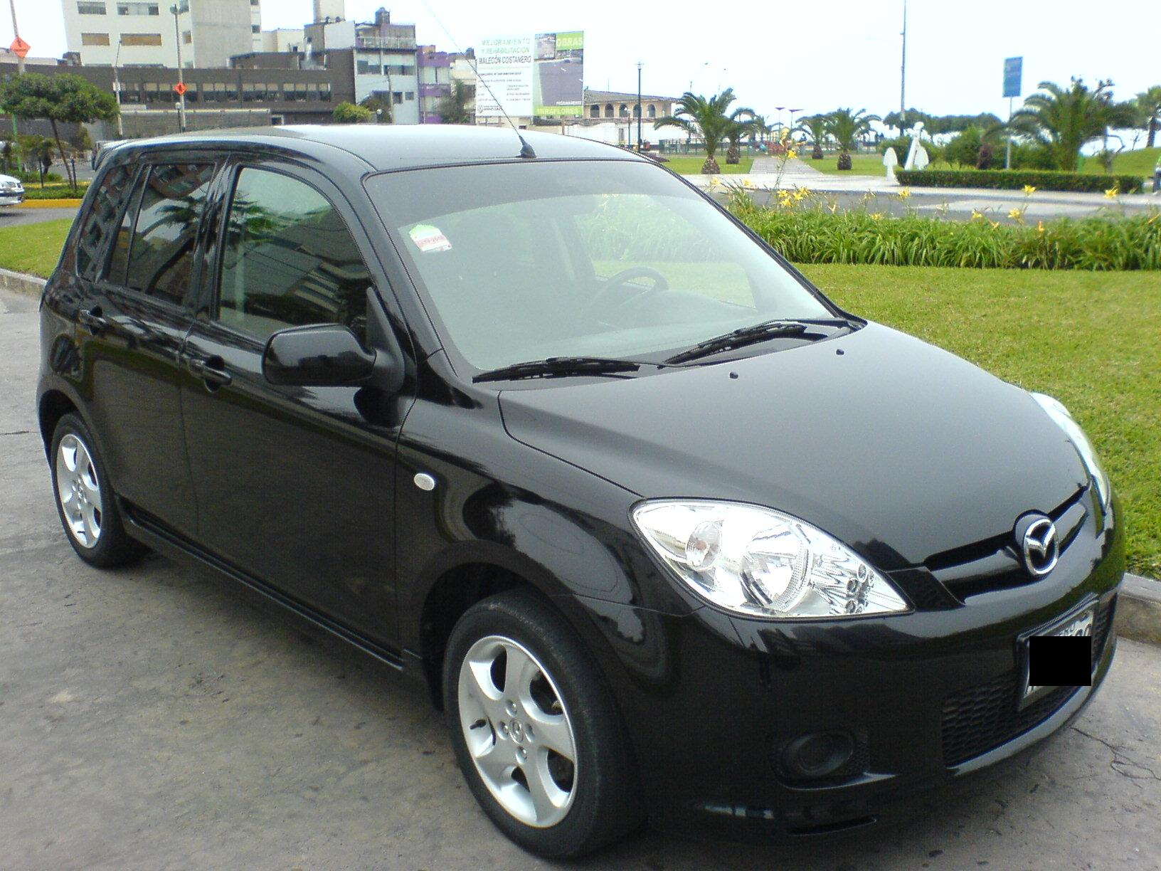 mazda demio 2007 review amazing pictures and images look at the car. Black Bedroom Furniture Sets. Home Design Ideas