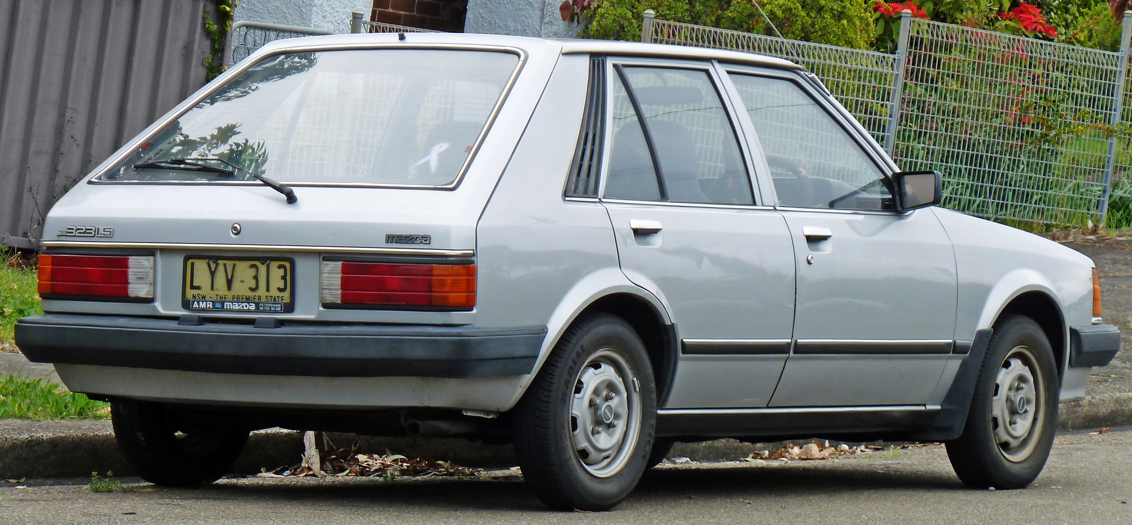 Mazda Glc 1980  Review  Amazing Pictures And Images  U2013 Look At The Car