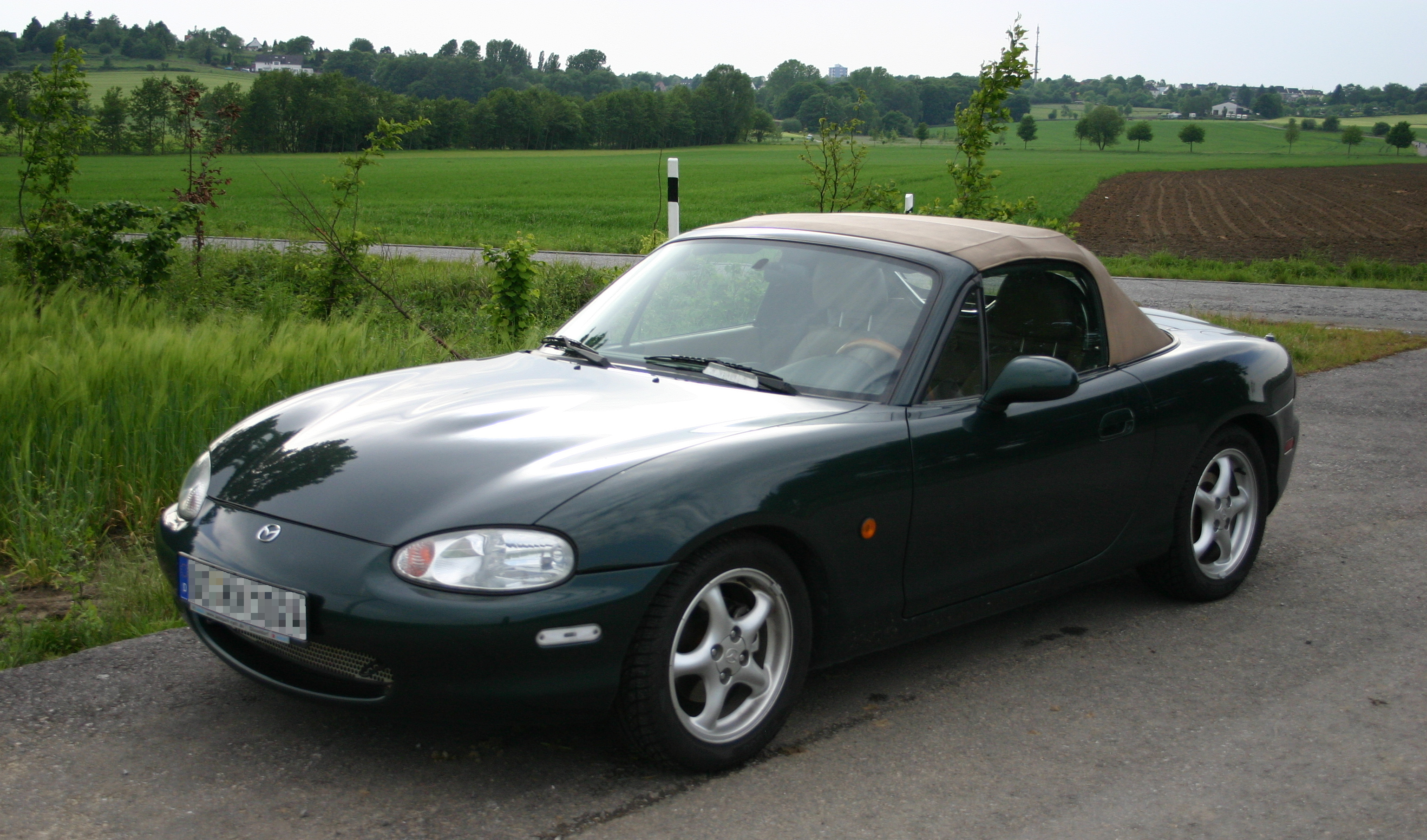 Mazda Mx 5 1999 Review Amazing Pictures And Images