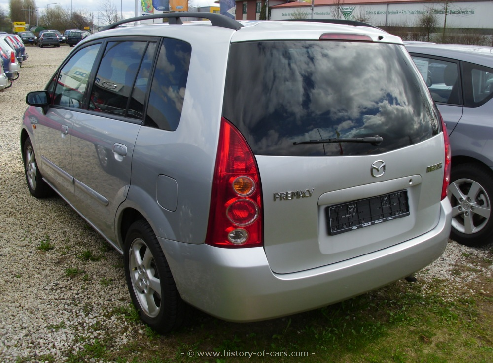 mazda premacy 2001: review, amazing pictures and images – look at