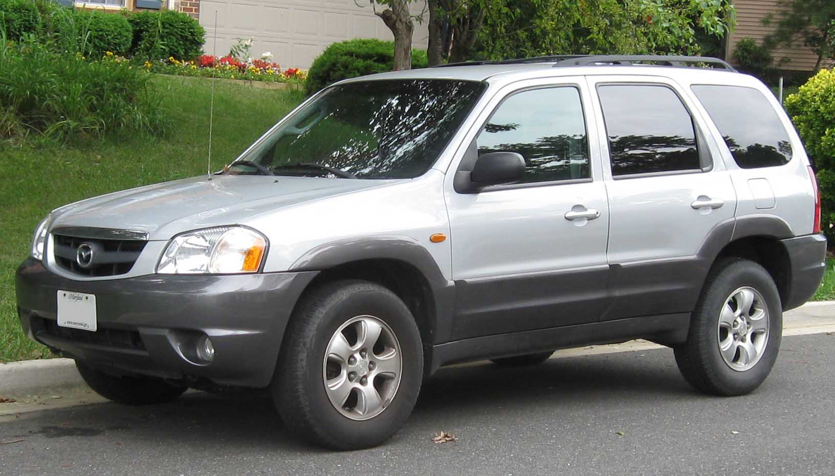 Mazda tribute 2000 photo - 2