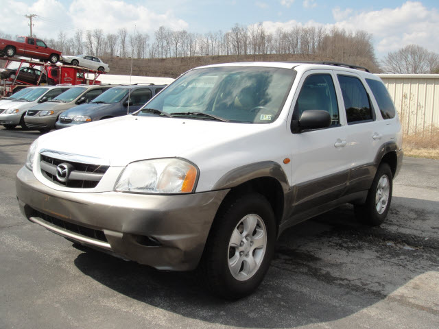 Mazda tribute 2003 photo - 5