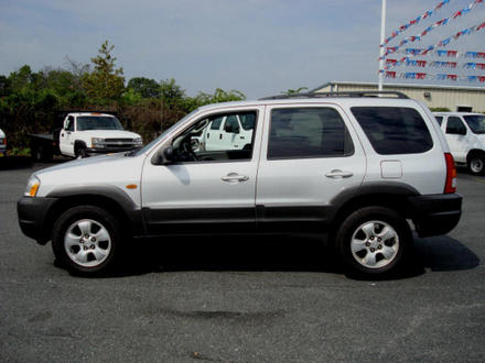 Mazda tribute 2004 photo - 3