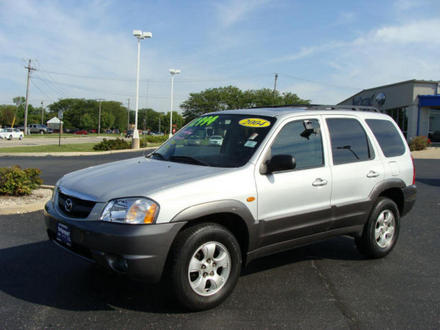 Mazda tribute 2004 photo - 4