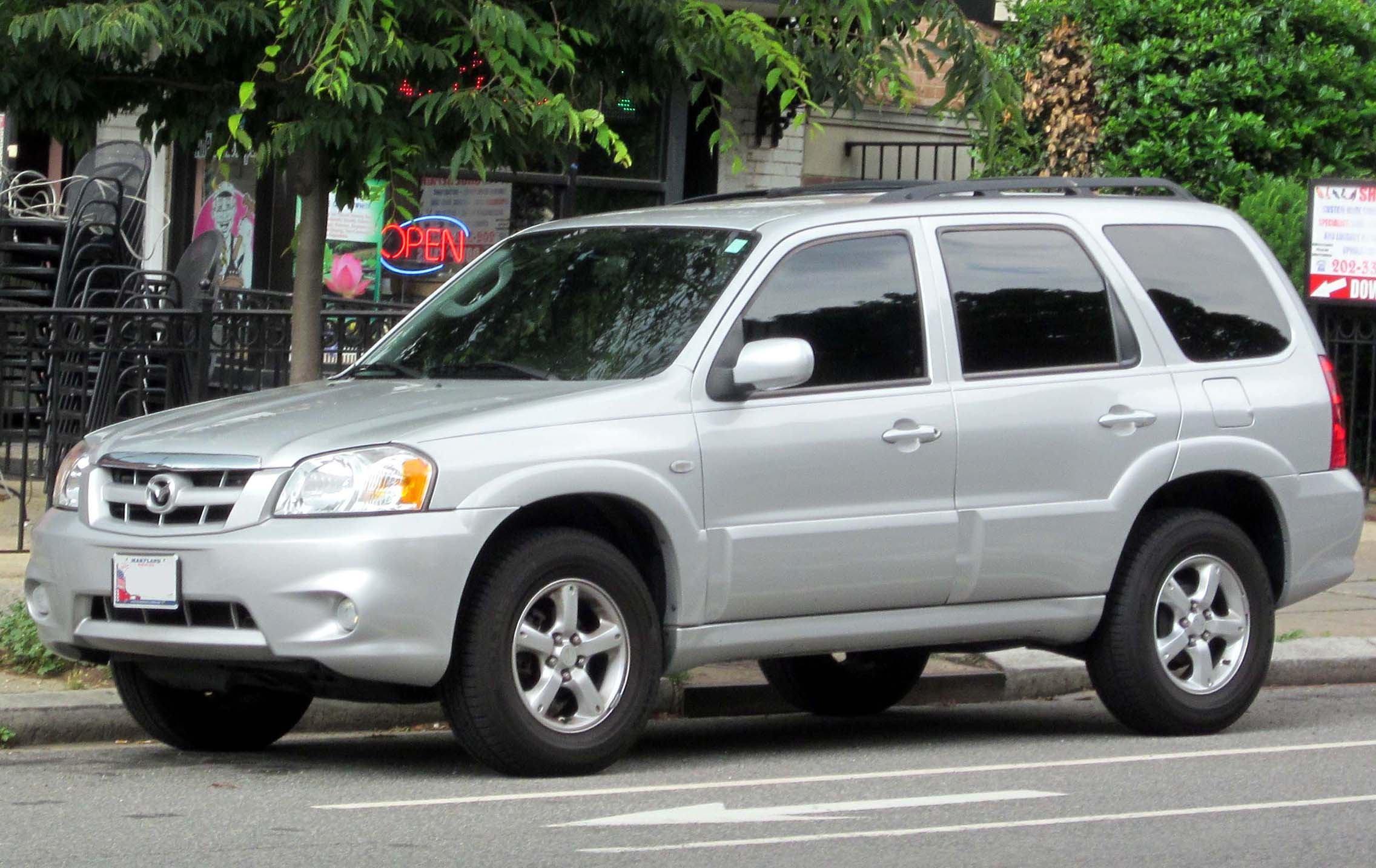Mazda tribute 2005 photo - 3