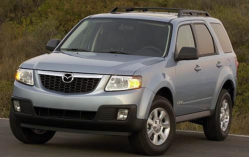 Mazda Tribute 2008 photo - 3