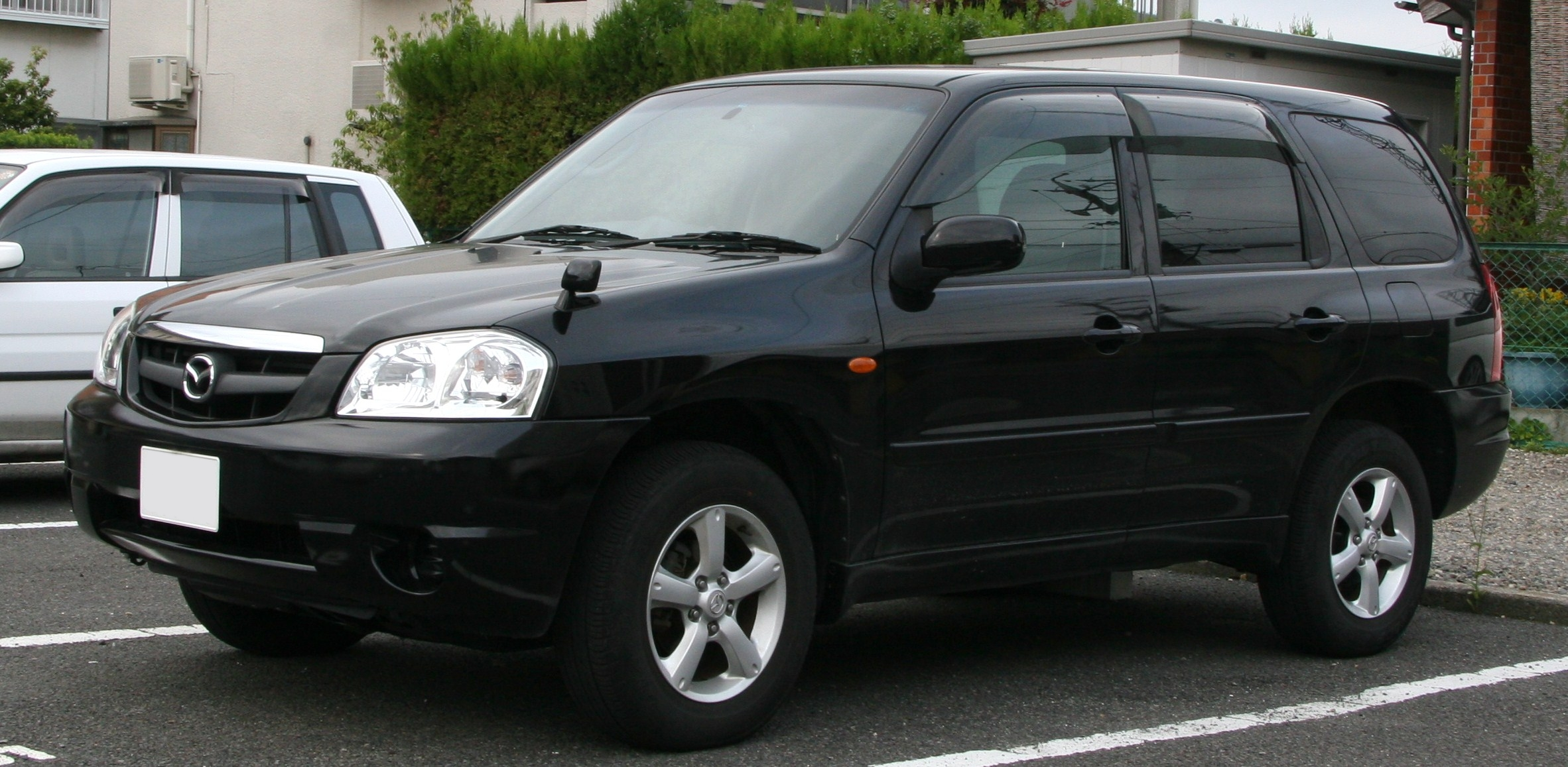 Mazda tribute 2009 photo - 2