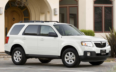 Mazda tribute 2011 photo - 2