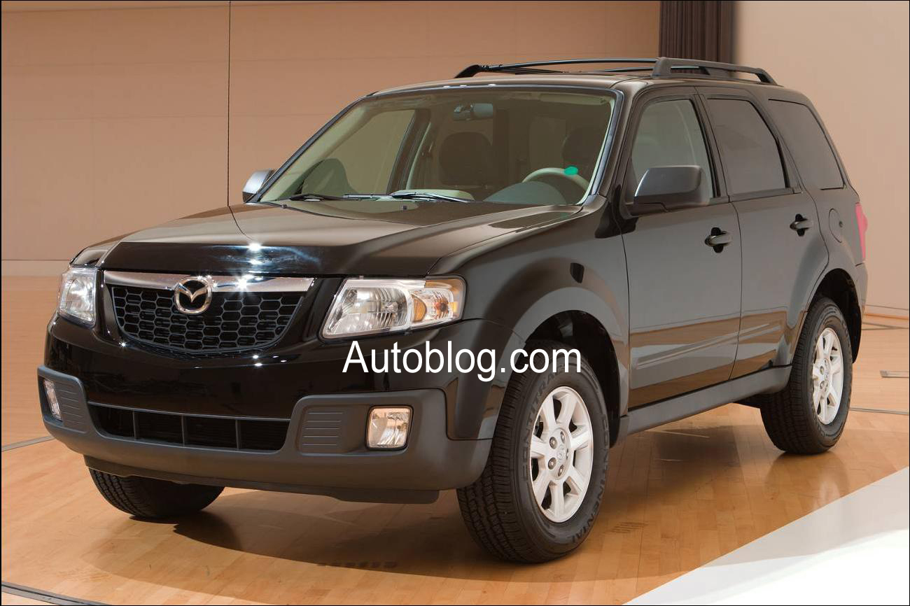 Mazda tribute 2011 photo - 6