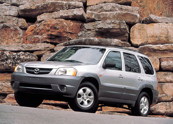 Mazda tribute 2012 photo - 6