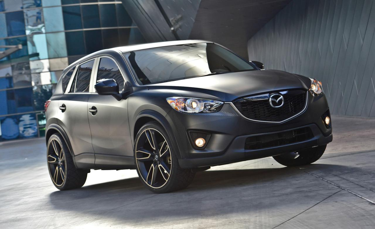 2013 Mazda CX-5 featuring SKYACTIV TECHNOLOGY offers ...