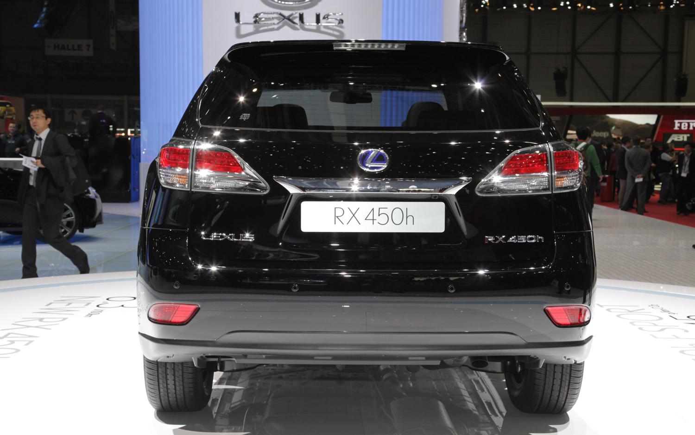 Lexus RX 450 H 2014 Photo - 1