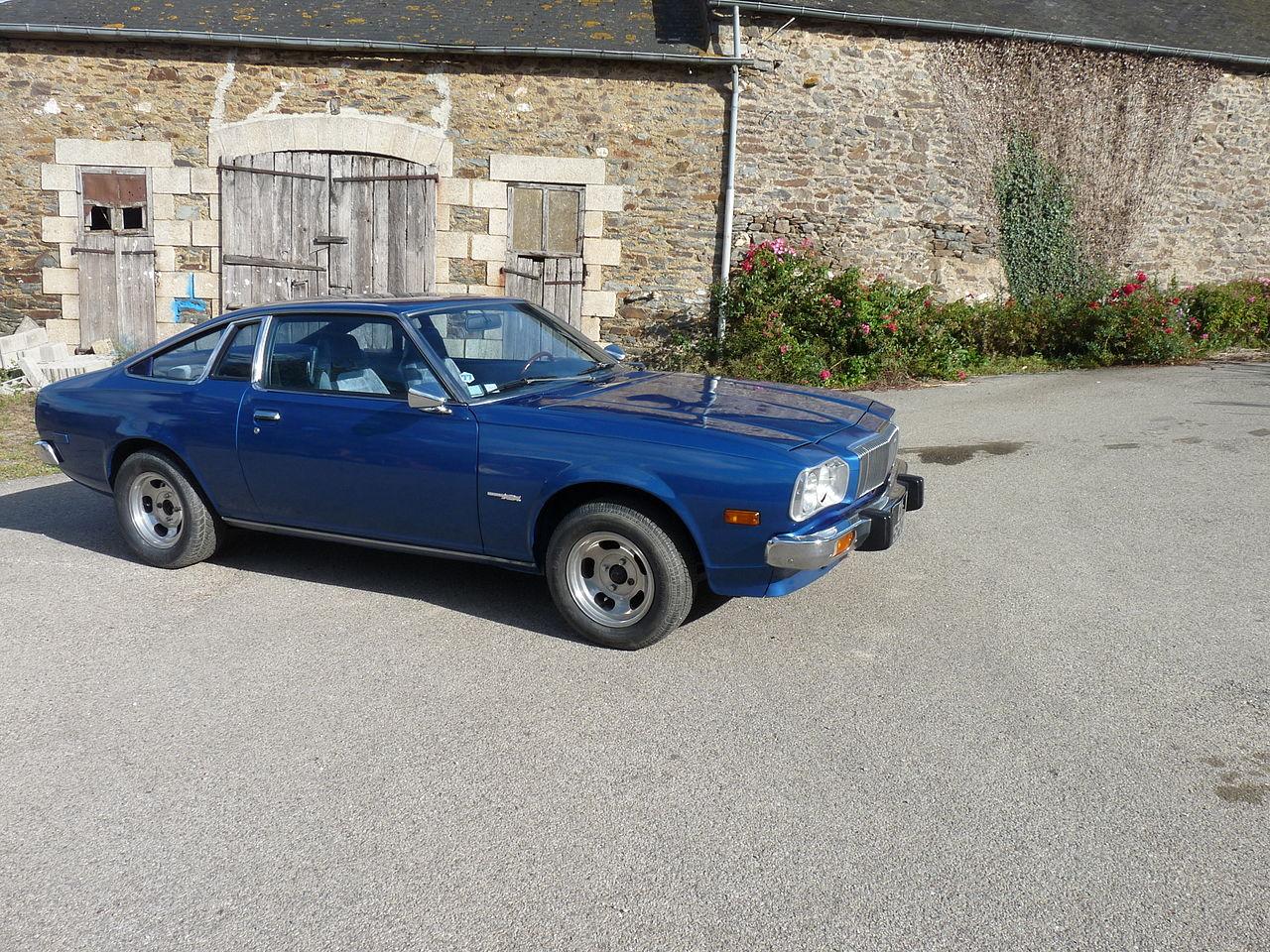 Mazda 121 1977