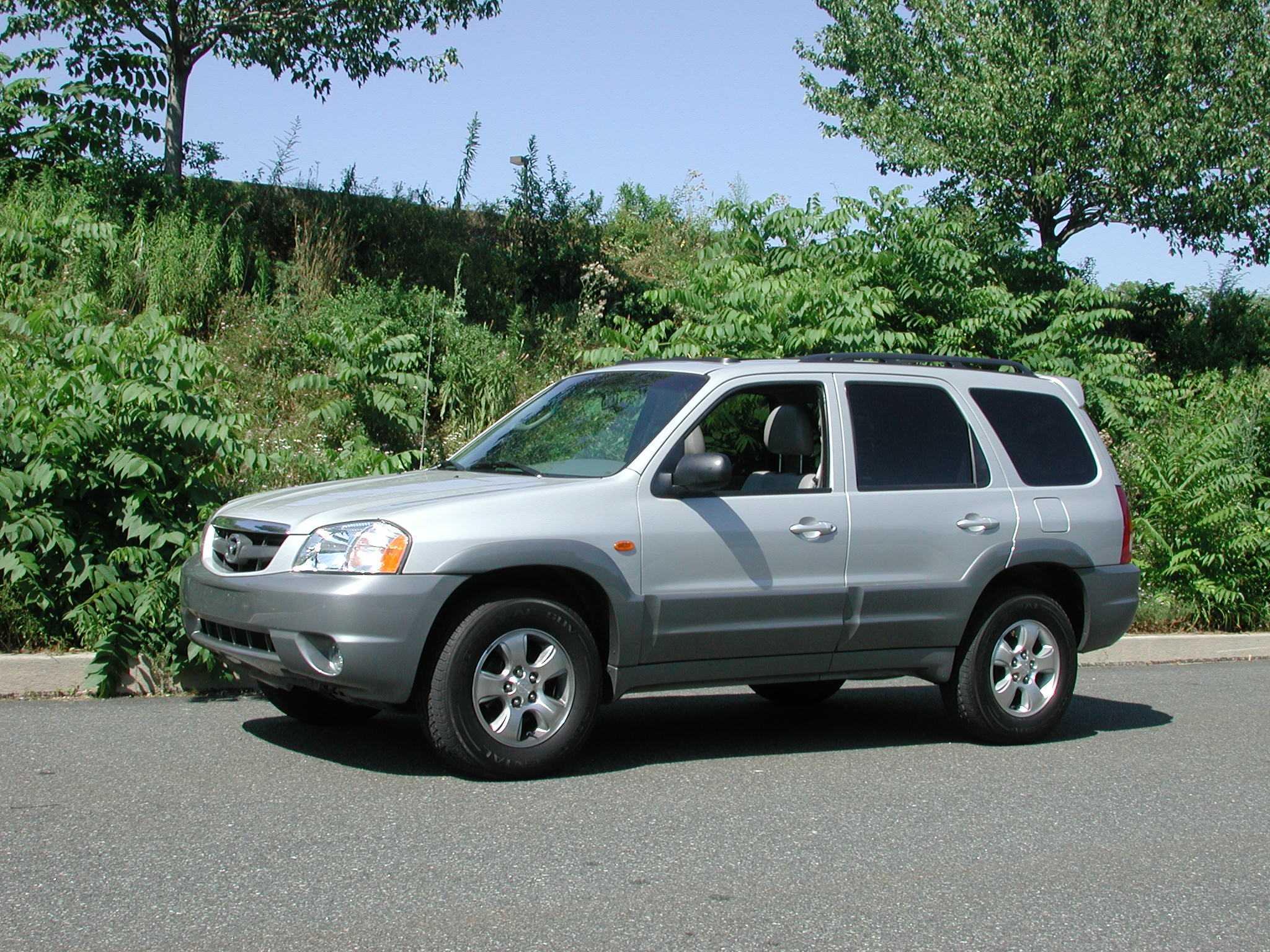 Mazda Tribute 2003