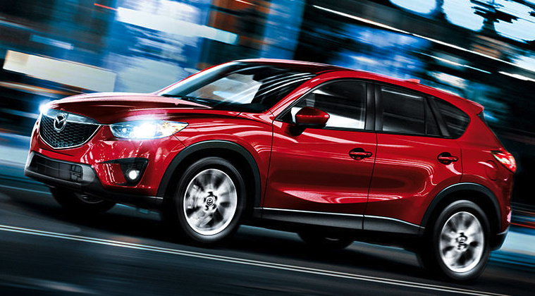 Mazda Tribute 2015