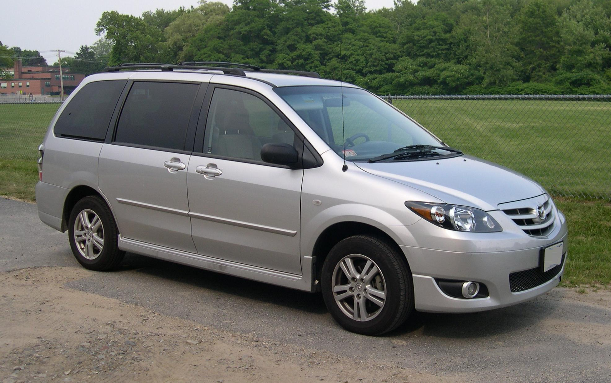 Mazda Van 2004