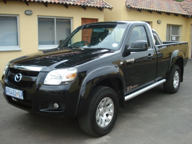 Mazda Bt-50 2007: Review, Amazing Pictures and Images ...