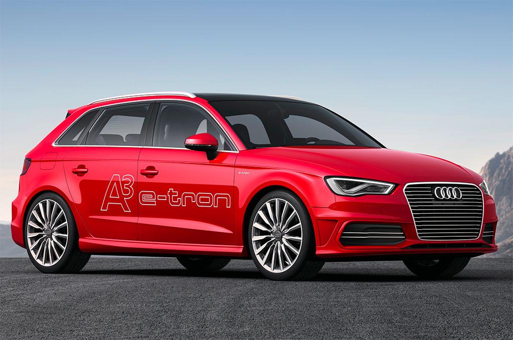 Audi E-tron 2014 Photo - 1