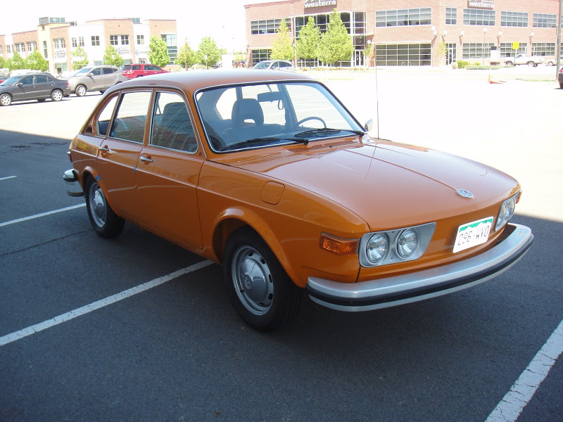 Audi Fox 1974 Photo - 1