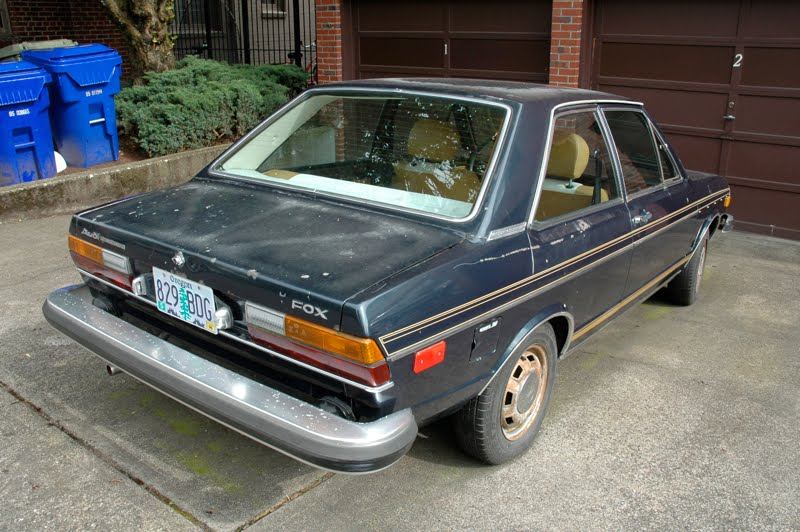 Audi Fox 1978 Photo - 1