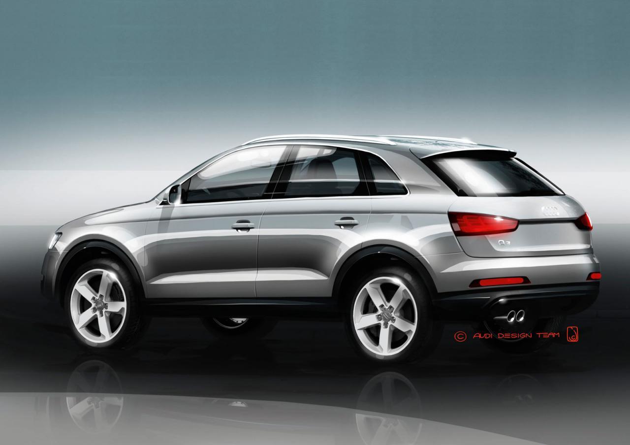 Audi Q3 2007 Photo - 1