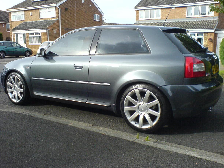 Audi S3 2004 Photo - 1