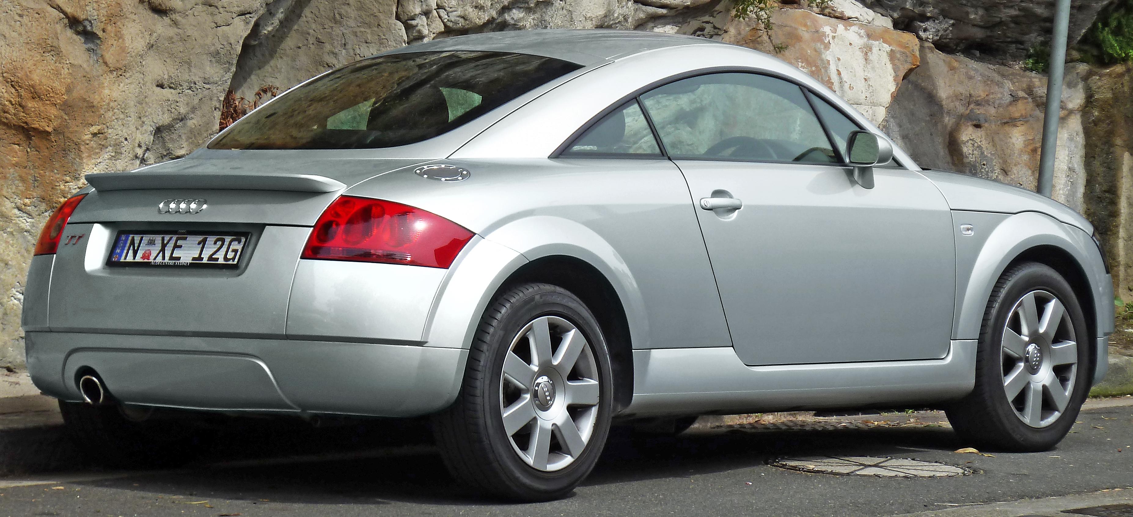 Audi TT 2006 Photo - 1