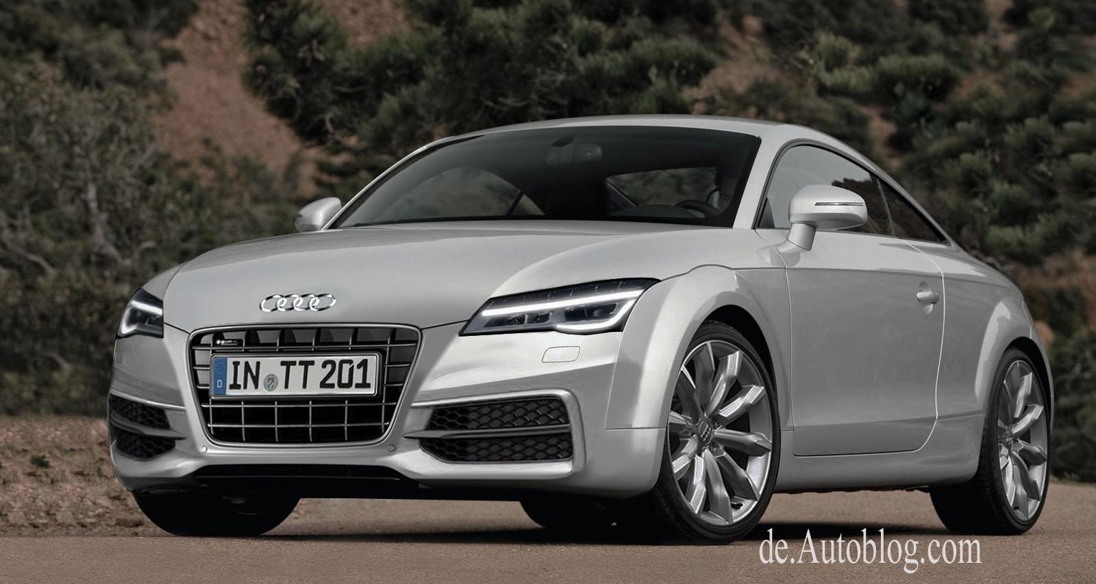 Audi TT 2014 Photo - 1