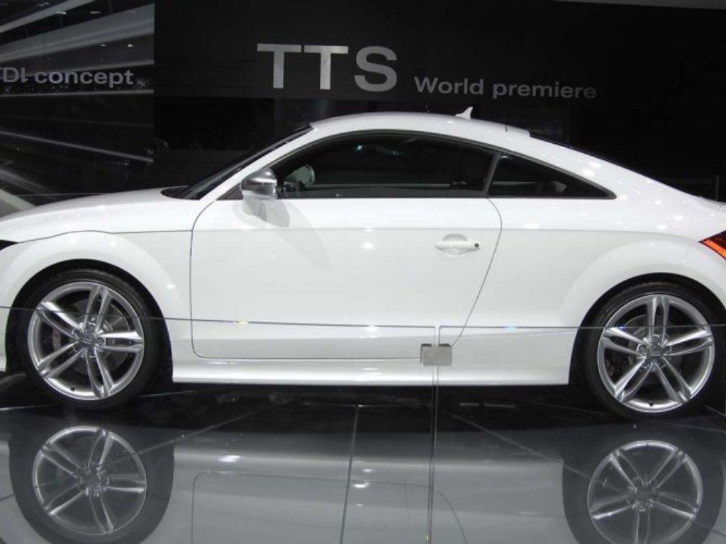Audi TTS 2008 Photo - 1