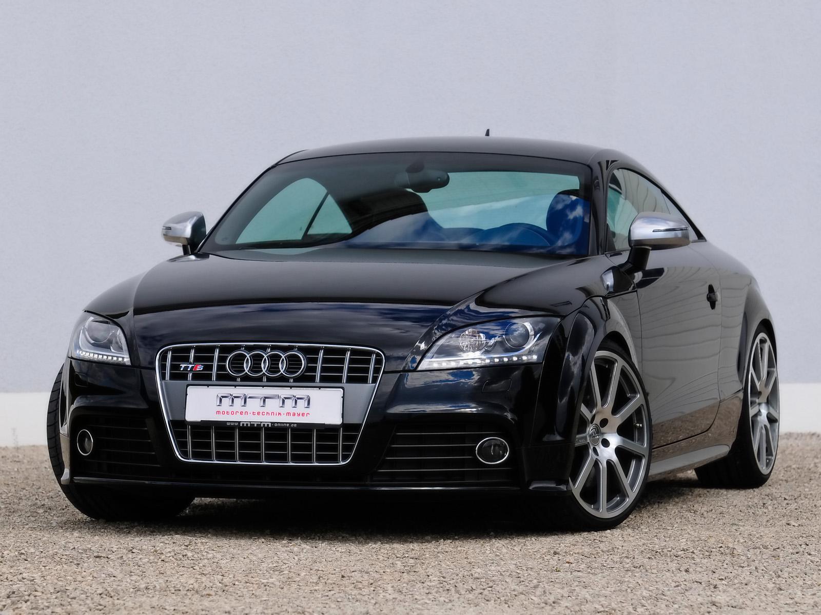 Audi TTS 2009 Photo - 1