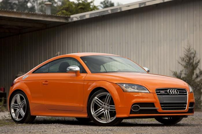 Audi TTS 2012 Photo - 1