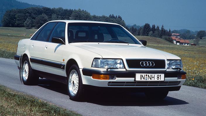 Audi V8 1988 Photo - 1
