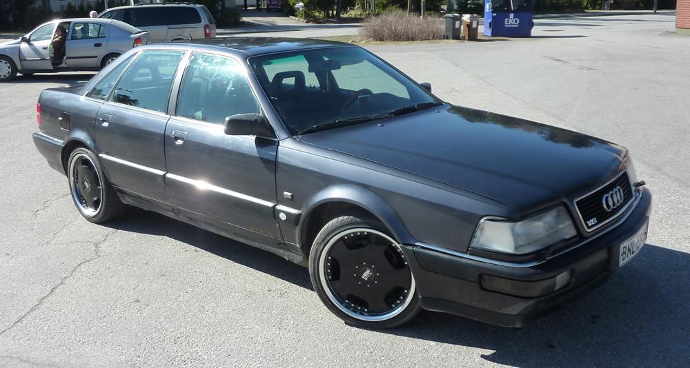 Audi V8 1989 Photo - 1