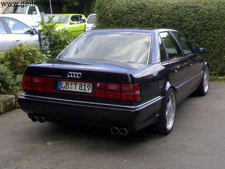 Audi V8 1992 Photo - 1