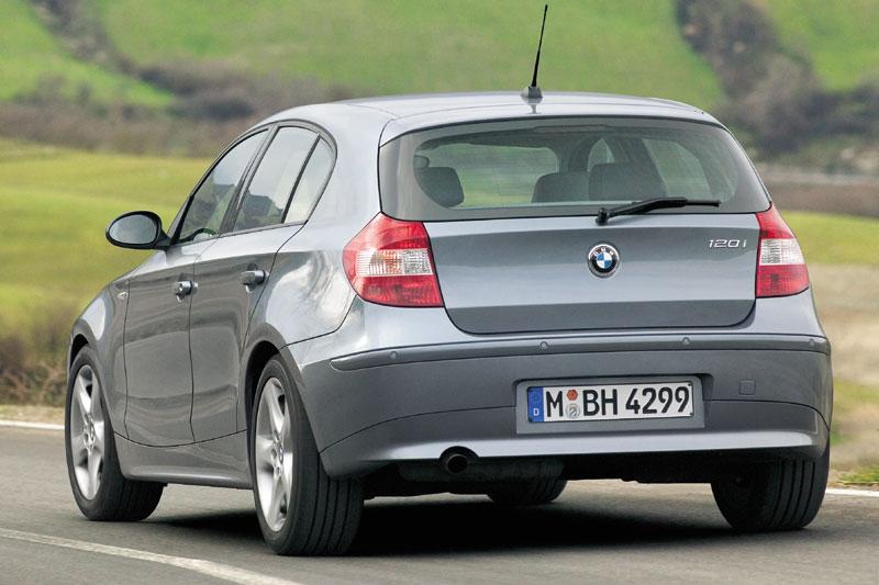 BMW 1 2004 Photo - 1
