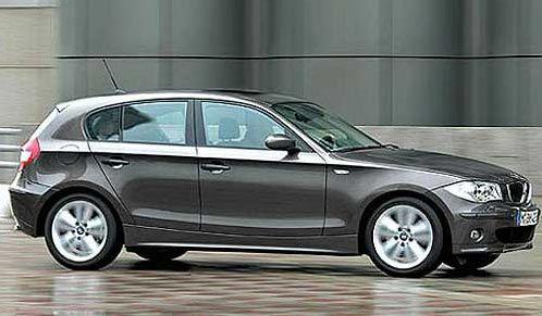 BMW 116d 2011 Photo - 1