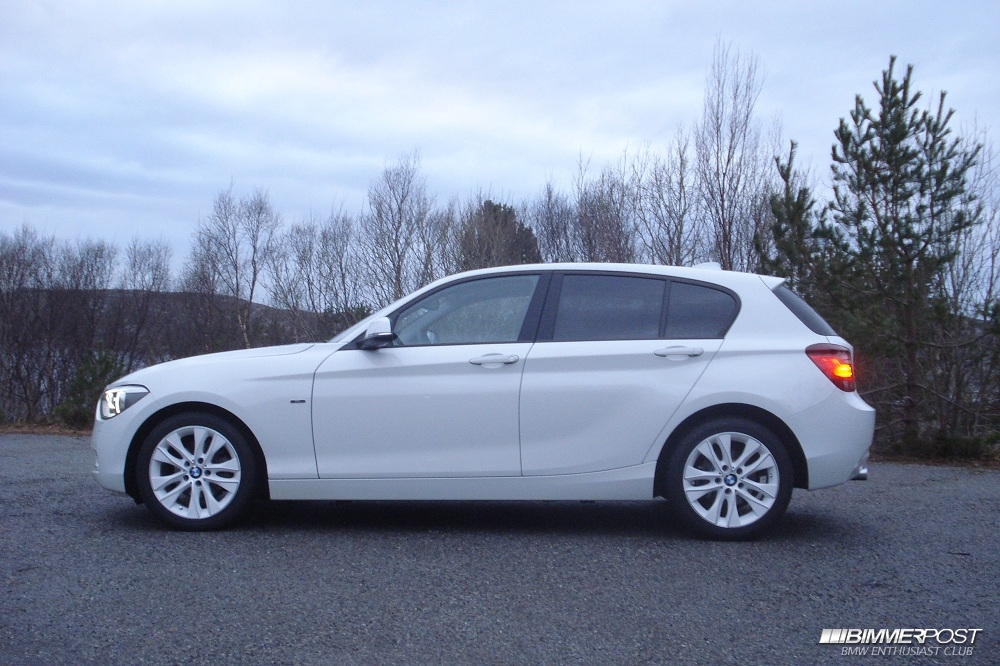 BMW 116d 2012 Photo - 1