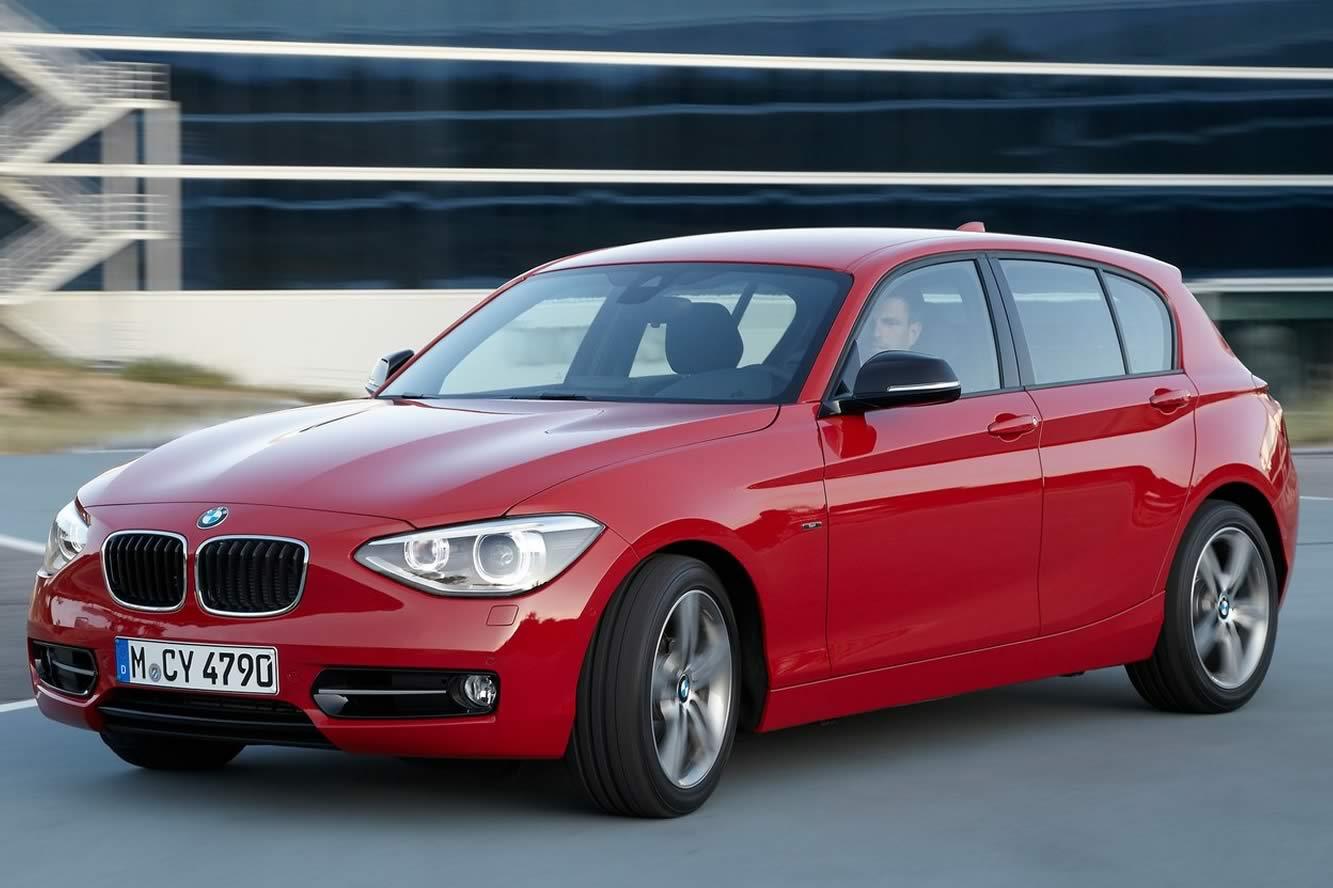 BMW 116d 2014 Photo - 1