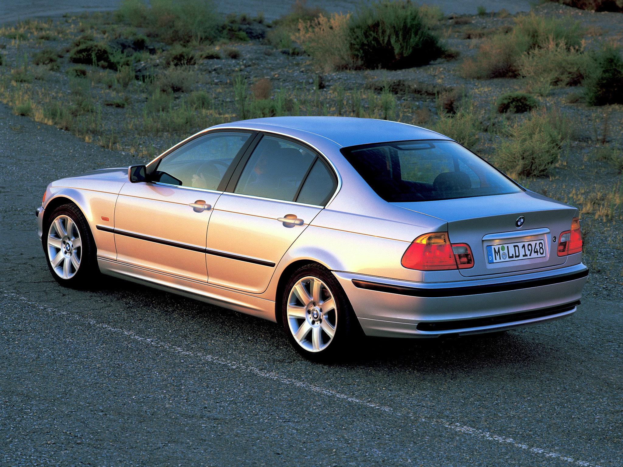 BMW 3-series 1998 Photo - 1