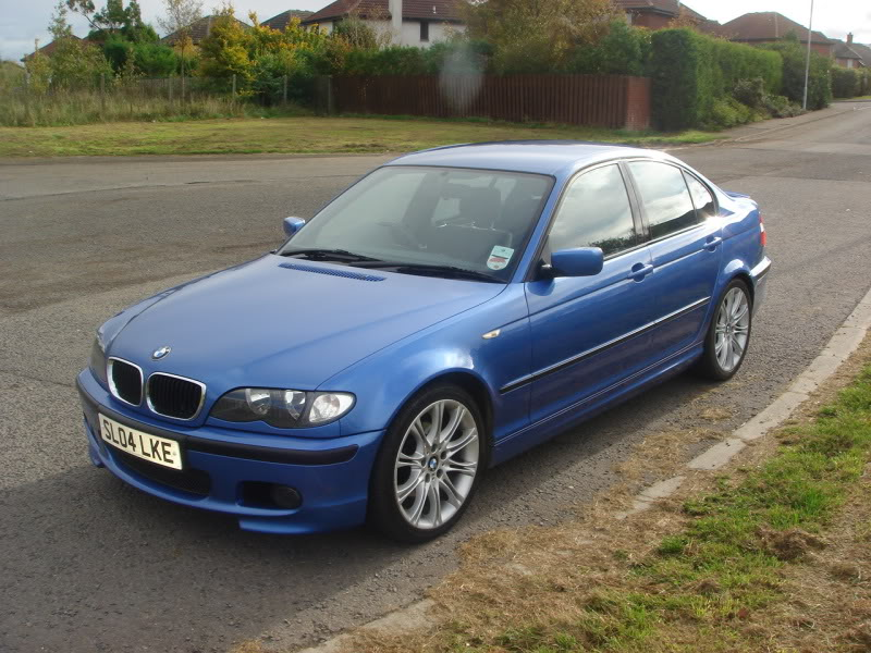 BMW 320d 2004 Photo - 1