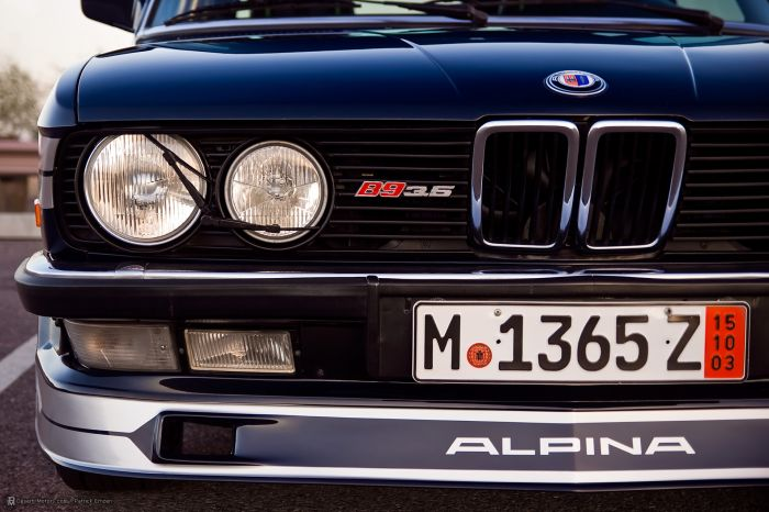 BMW e28 Alpina Photo - 1