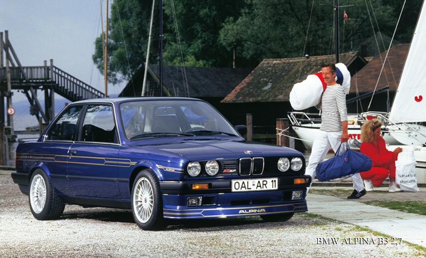 BMW e46 Alpina