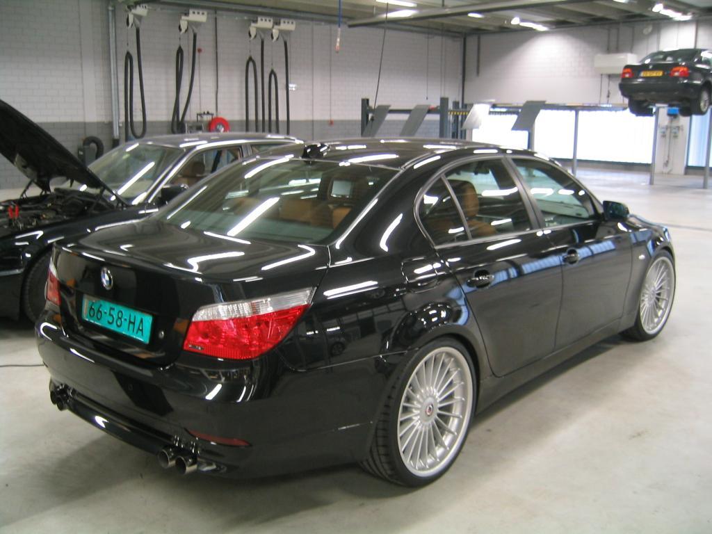 BMW e60 Alpina Photo - 1