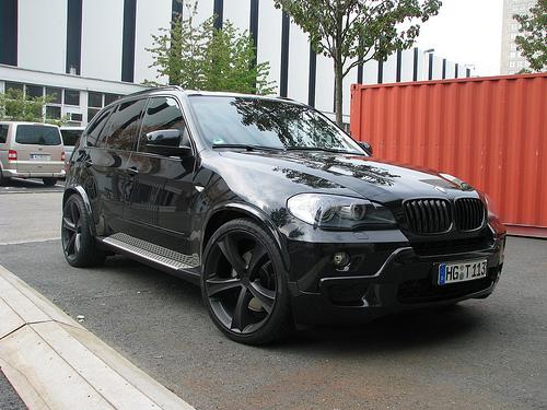 BMW x5 Alpina Photo - 1