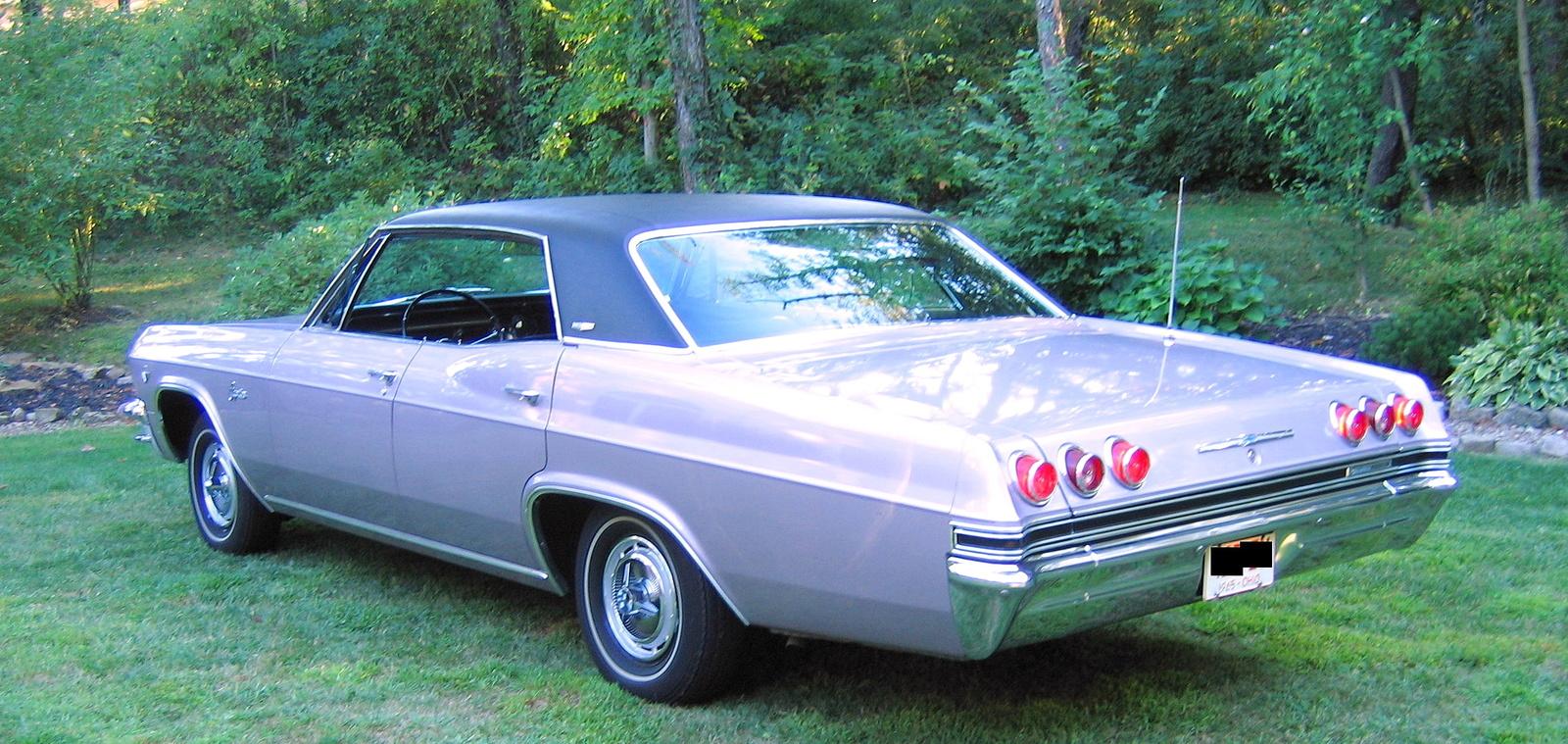 Chevrolet Caprice 1965 Photo - 1